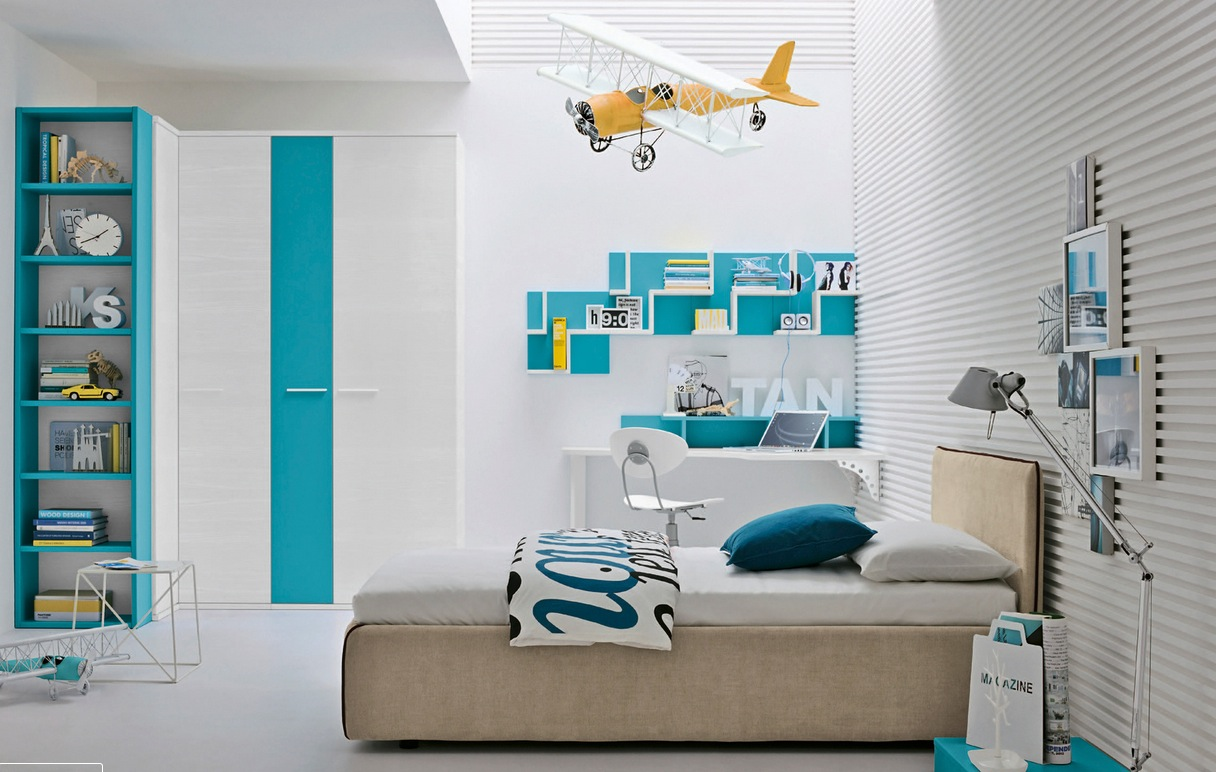 Reward Your Kids - 30 Best Modern Kids Bedroom Design