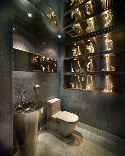 Modern Luxury Residential Bathroom Furniture Design
