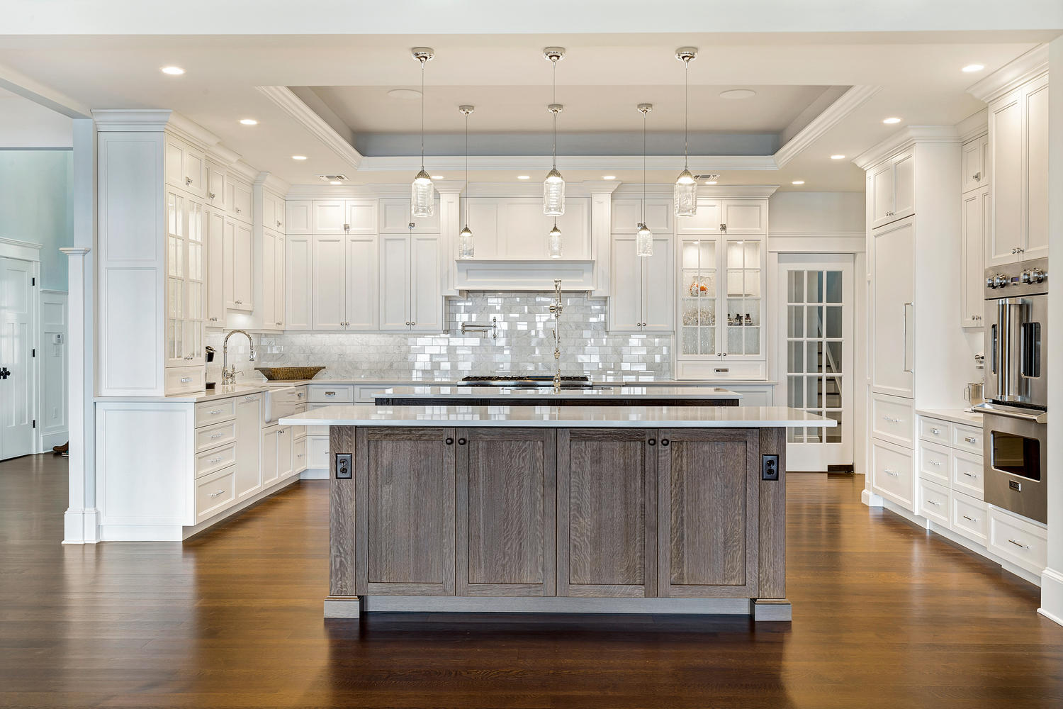 Modern Kitchen Islands Images