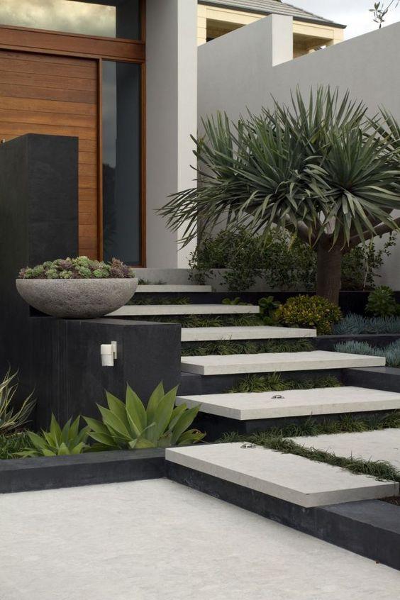30 Stunning Modern Entry Design Ideas on Backyard Entryway Ideas id=33130