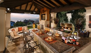 Outdoor Kitchen – Designing The Perfect Backyard Cooking Station