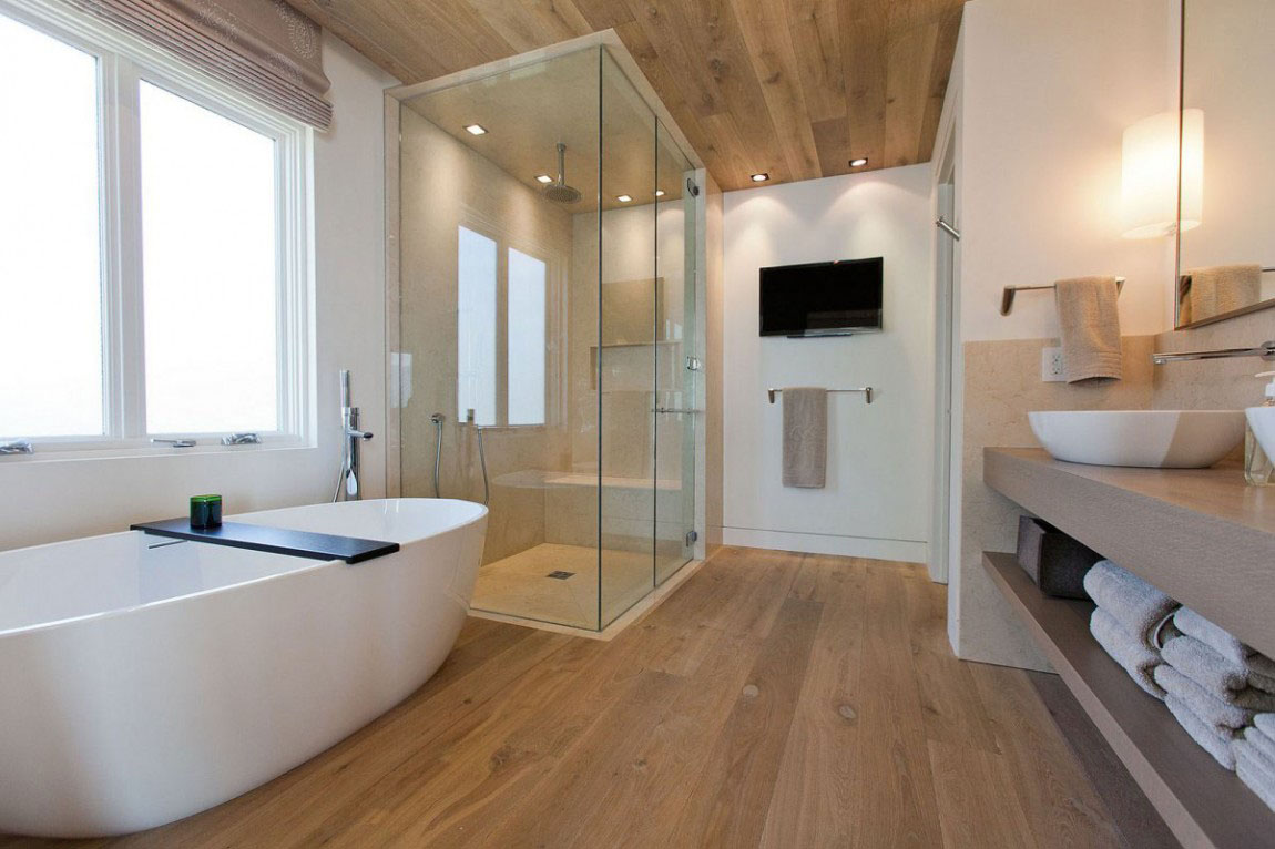 25 best ideas for creating a contemporary bathroom for Pictures of contemporary bathrooms