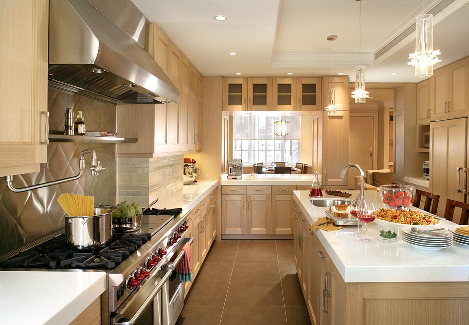 Transitional Kitchen decor