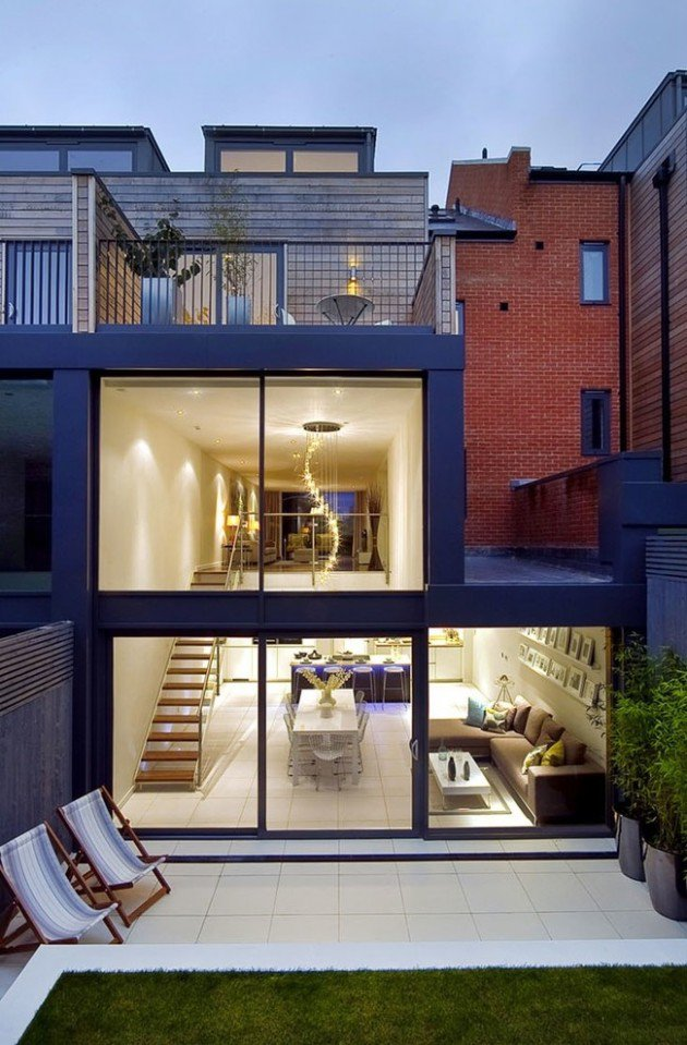 21 stunning modern exterior design ideas for Modern exterior design ideas