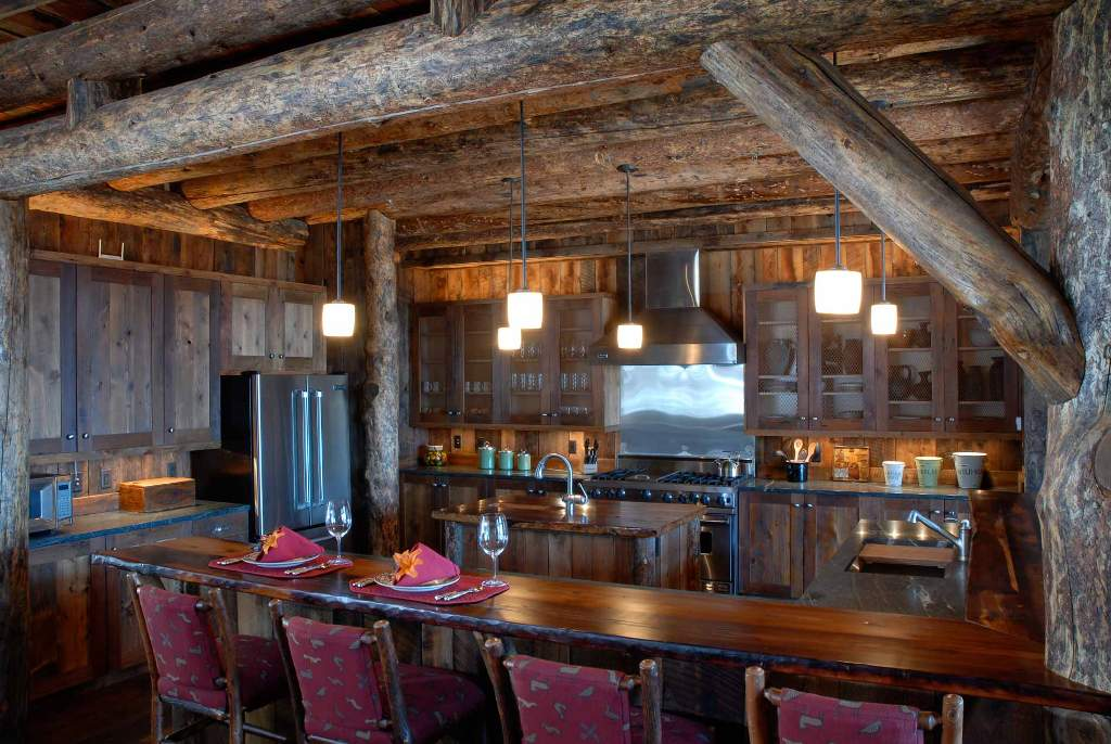 Yellowstone-Club-Rustic-Kitchen
