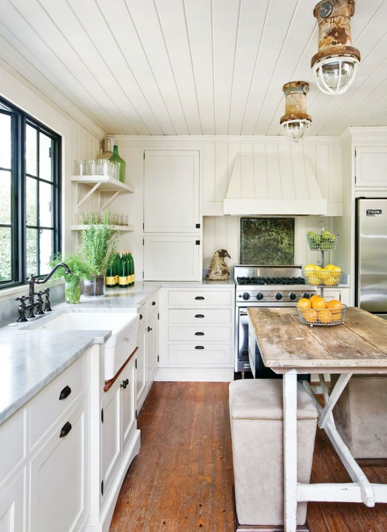 25 Best Farmhouse Master Bedroom Decor Ideas: 25 Best Beach Style Kitchen Design Ideas