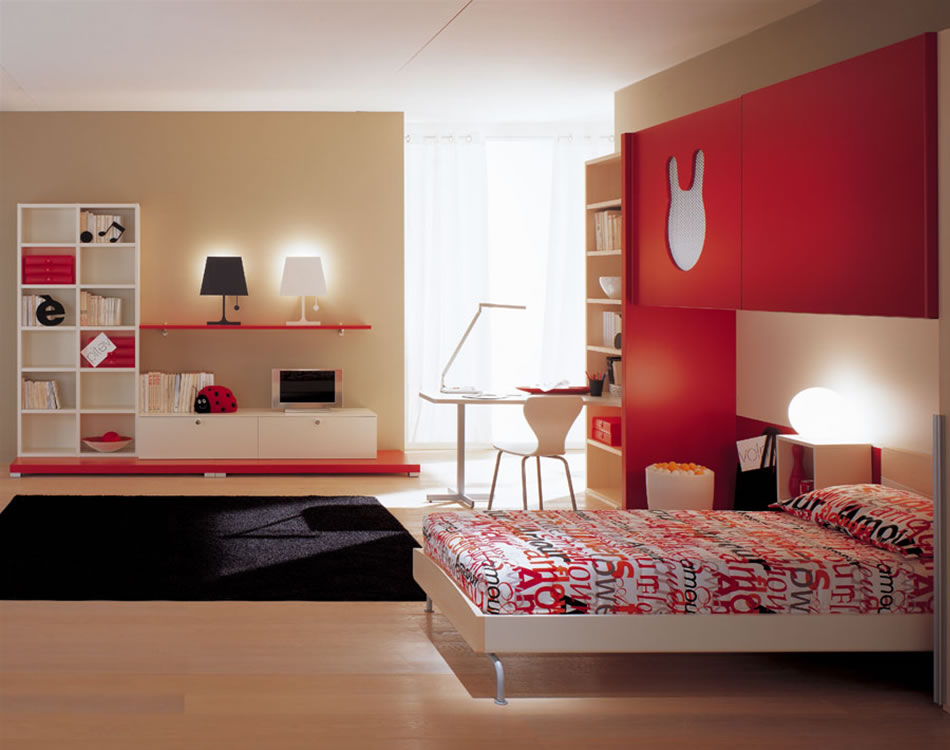 Reward your kids 30 best modern kids bedroom design for Kids bedroom designs