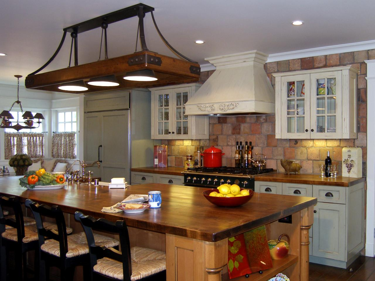 30 popular traditional kitchen design ideas for 30 kitchen ideas