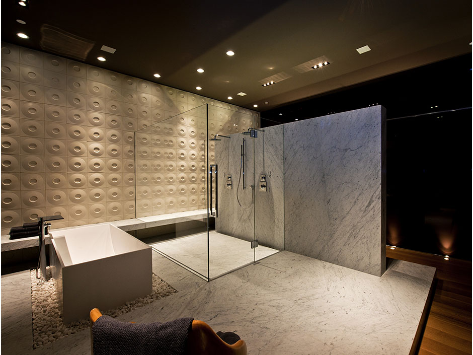 30 modern luxury bathroom design ideas for The bathroom designer