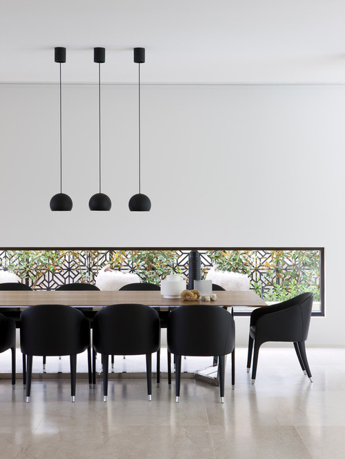 Get the best modern dining room ideas for your home for Best modern dining rooms