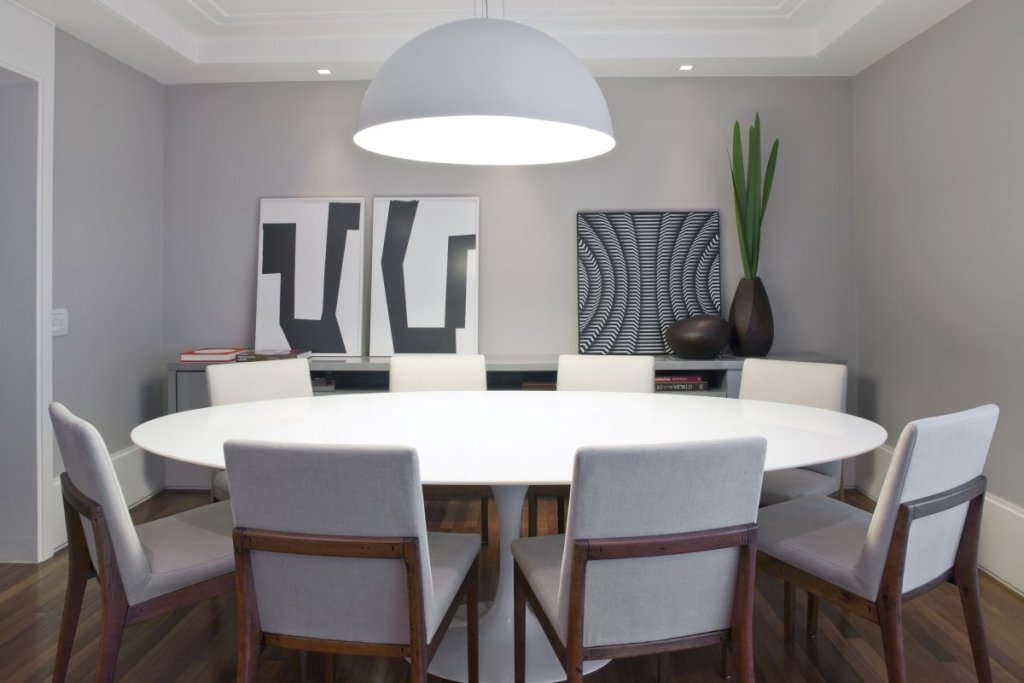 Get the best modern dining room ideas for your home for Elegant modern dining room