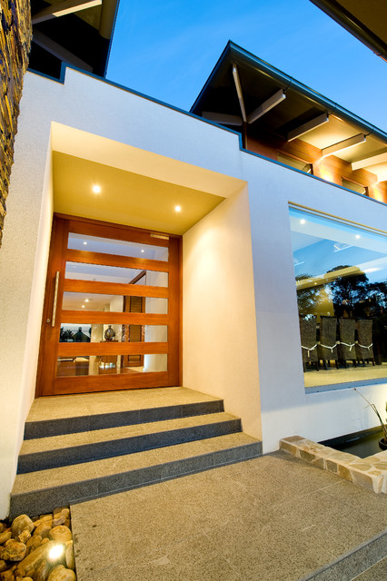 World Of Architecture 30 Modern Entrance Design Ideas For Your Home: 30 Stunning Modern Entry Design Ideas