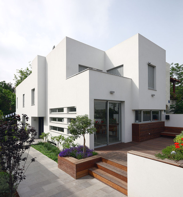 Home Design Exterior Ideas In India: 21 Stunning Modern Exterior Design Ideas