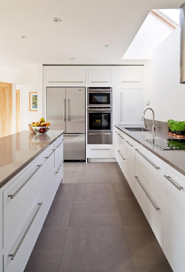 modern kitchen white kitchens