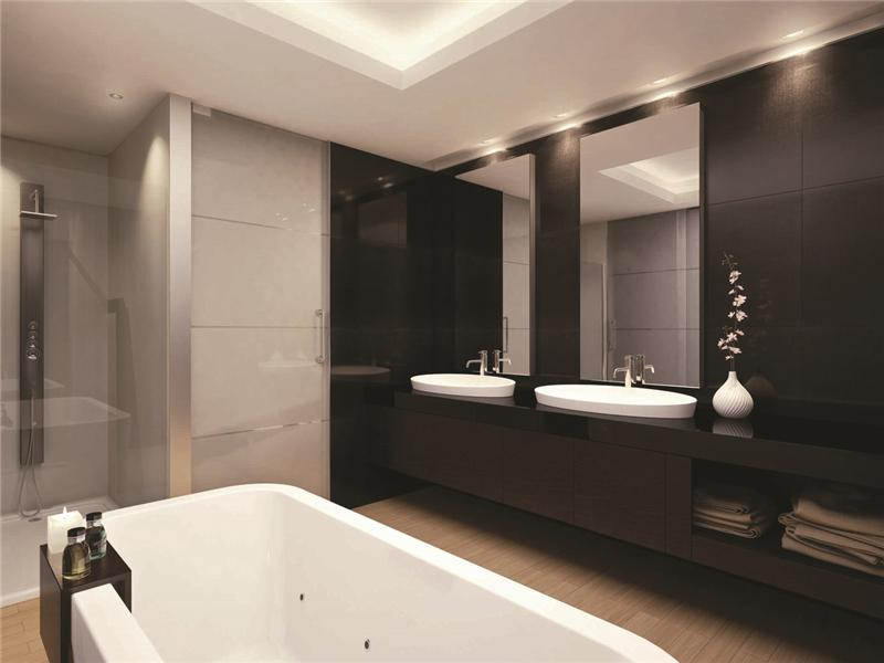 Http Www Dwellingdecor Com 30 Modern Luxury Bathroom Design Ideas
