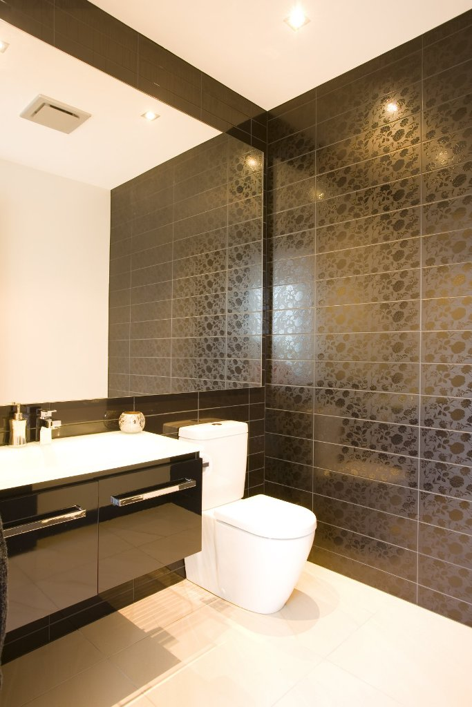 Black Luxury Modern Bathroom 30 modern luxury bathroom design ideas