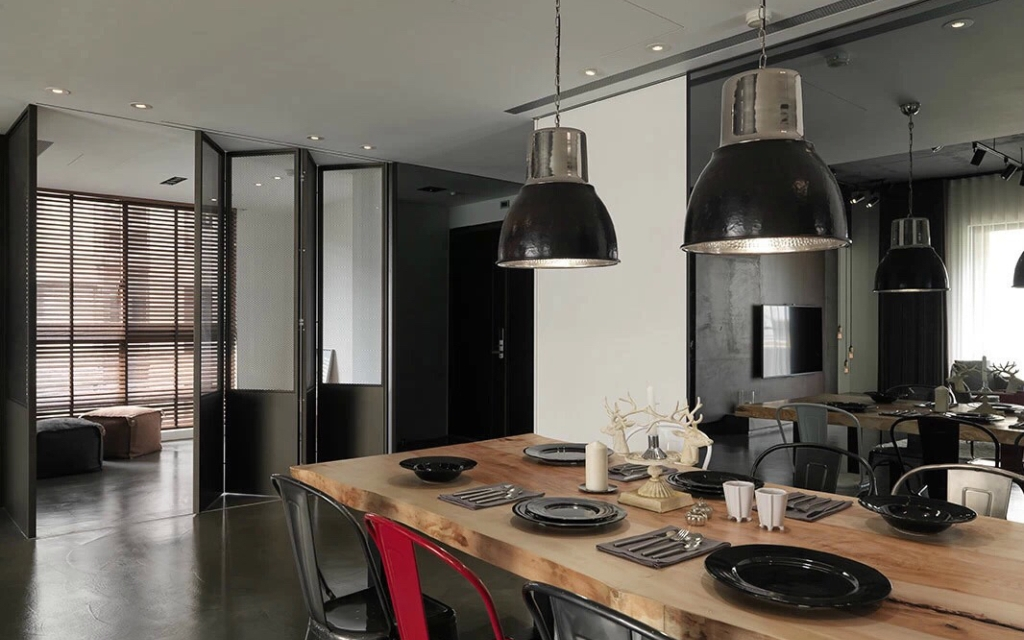 natural-and-industrial-dining-room