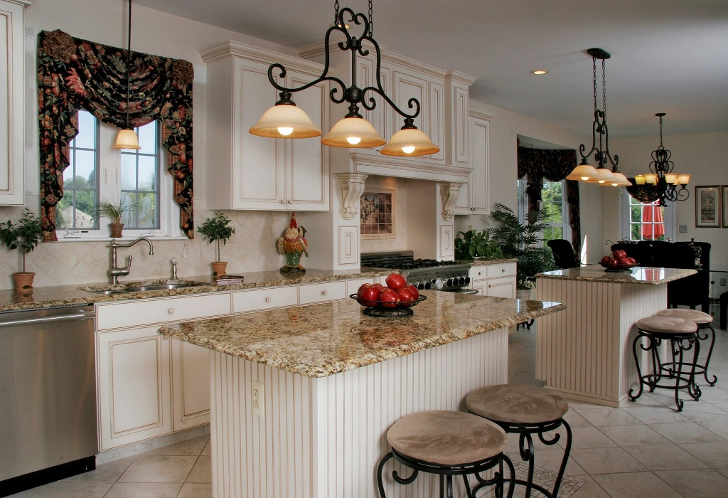 30 popular traditional kitchen design ideas for More kitchen designs