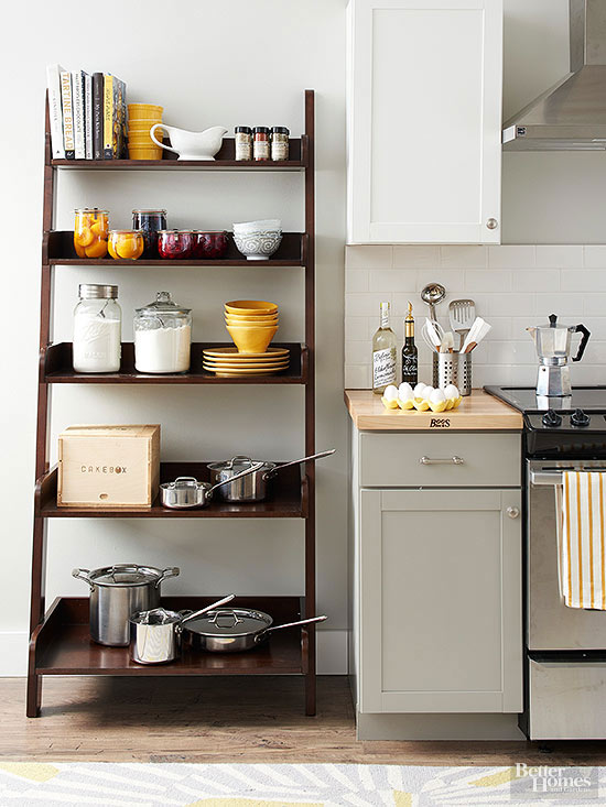 Get Organized With These 25 Kitchen Storage Ideas : Affordable Kitchen Storage Ideas from www.dwellingdecor.com size 550 x 733 jpeg 85kB