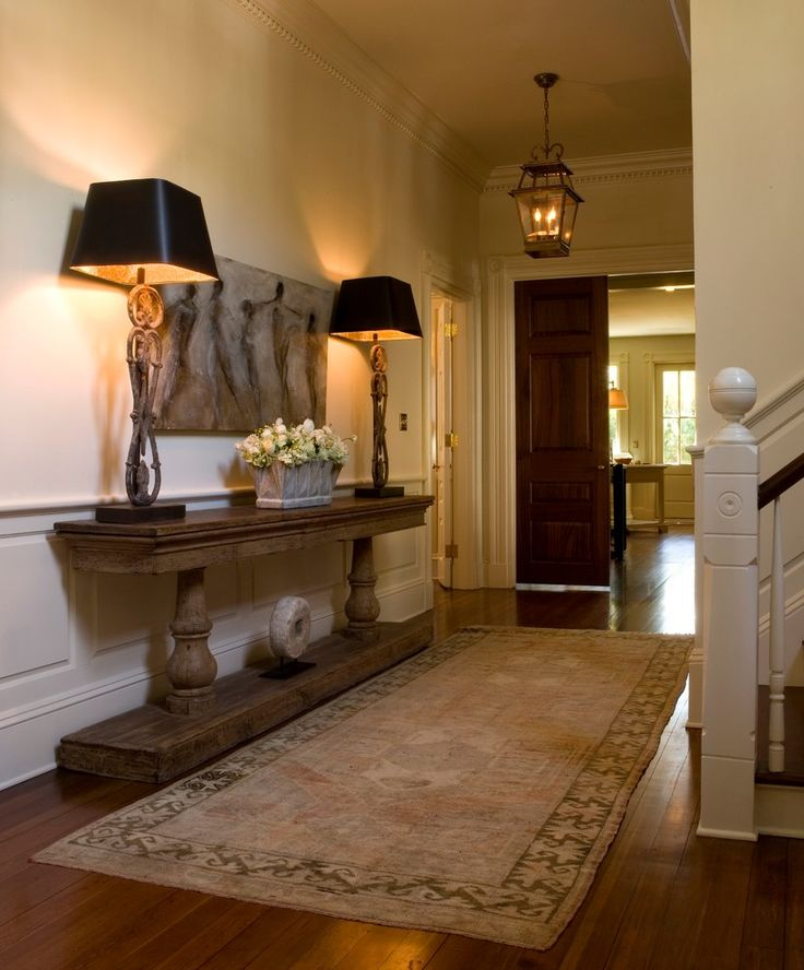 Hallway Entry Decorating Ideas: 25 Traditional Entry Design Ideas For Your Home