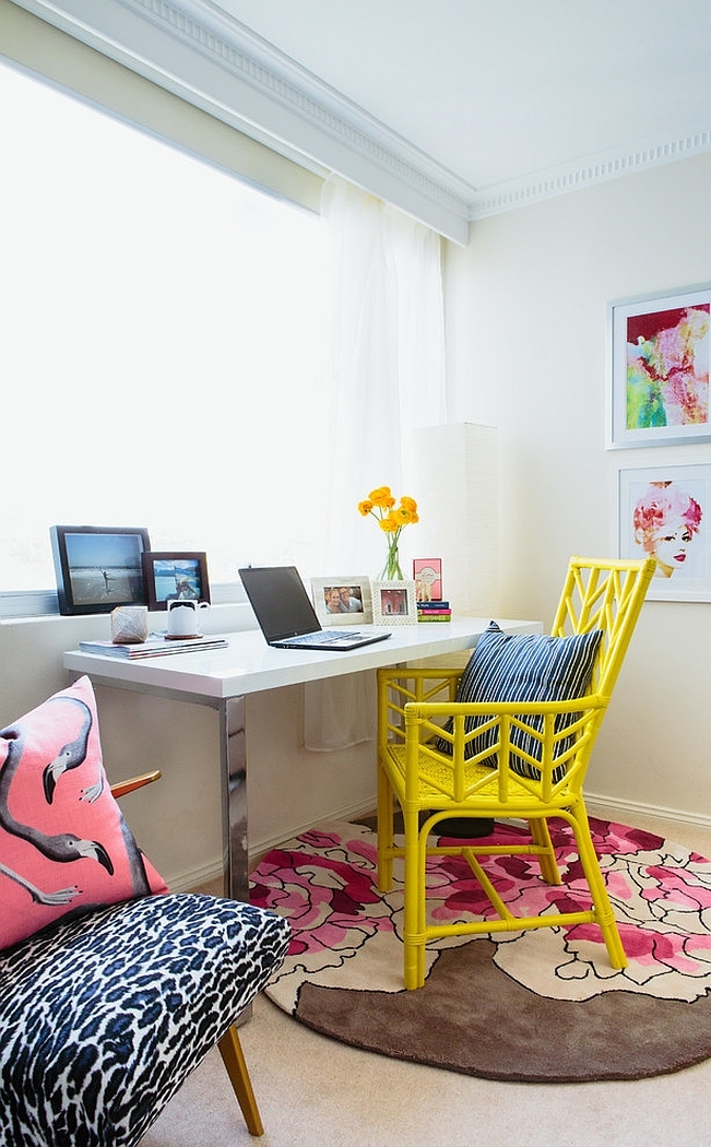Beach-style-home-office-with-a-modern-feminine-vibe
