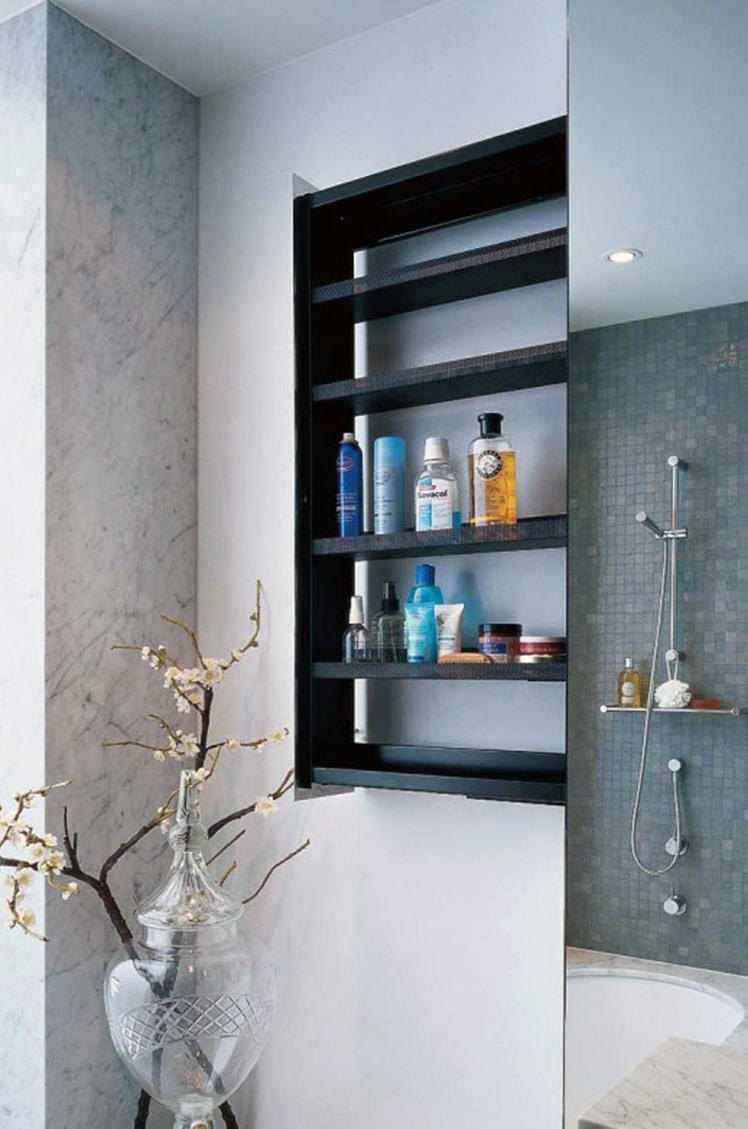 20 modern storage and closet design ideas for Best bathroom storage