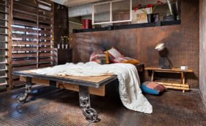 25 Stylish Industrial Bedroom Design Ideas