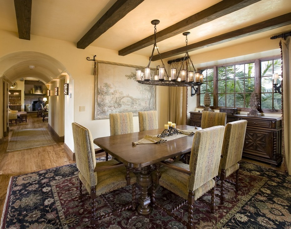 Dining-Room-In-Spanish-Dining-Room-Cheap