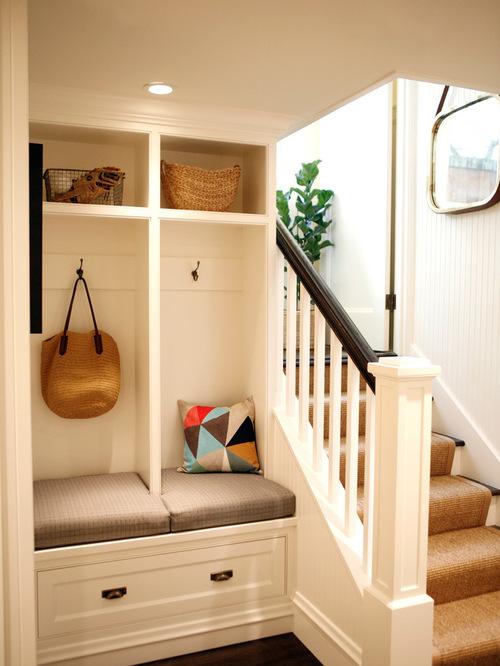 Eclectic Basement Design Ideas
