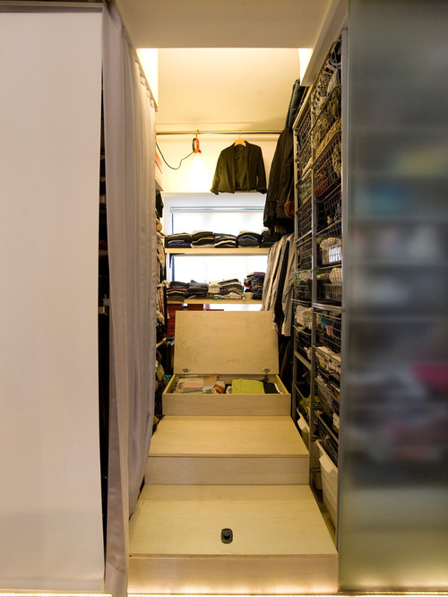 Eclectic Closet Design