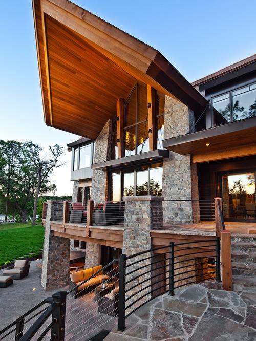 Eclectic Exterior Design