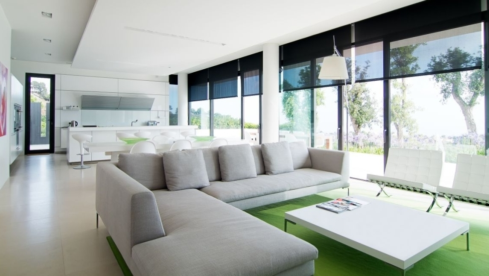 31 modern home decor ideas for 2016 for Minimalist home decorating ideas