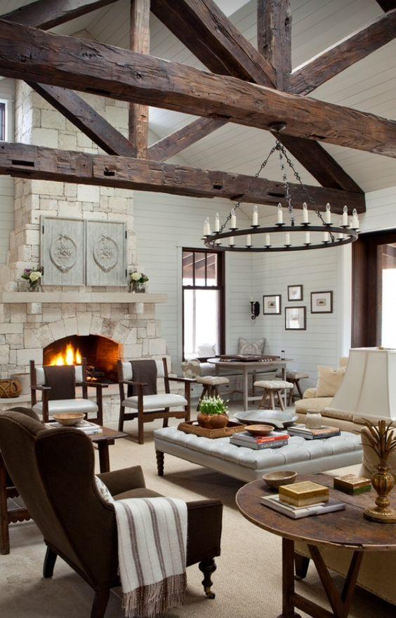 Farm House Living Room