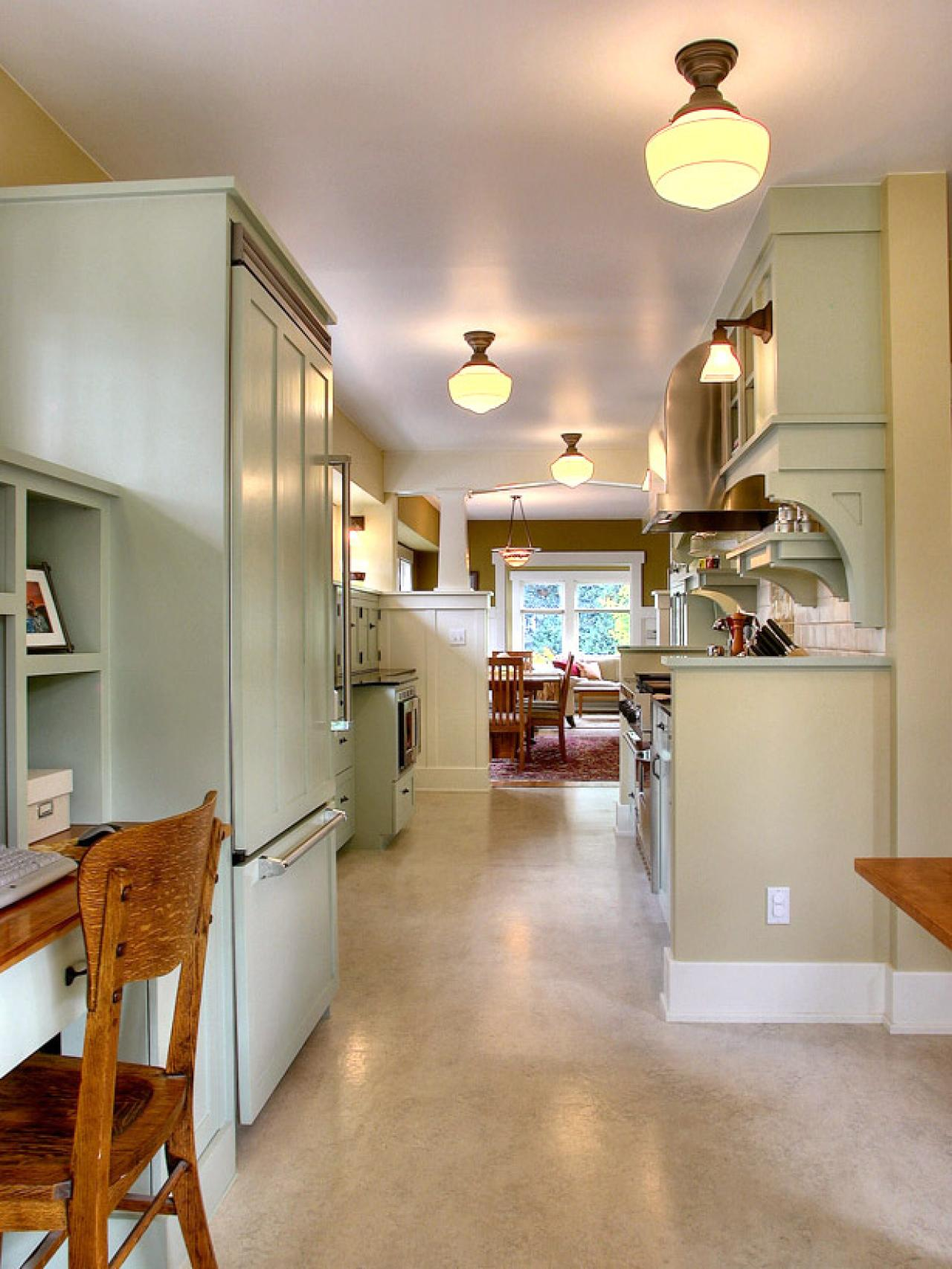 Great Ways For Lighting A Kitchen: 25 Ways To Remodel Your Craftsman Style Kitchen