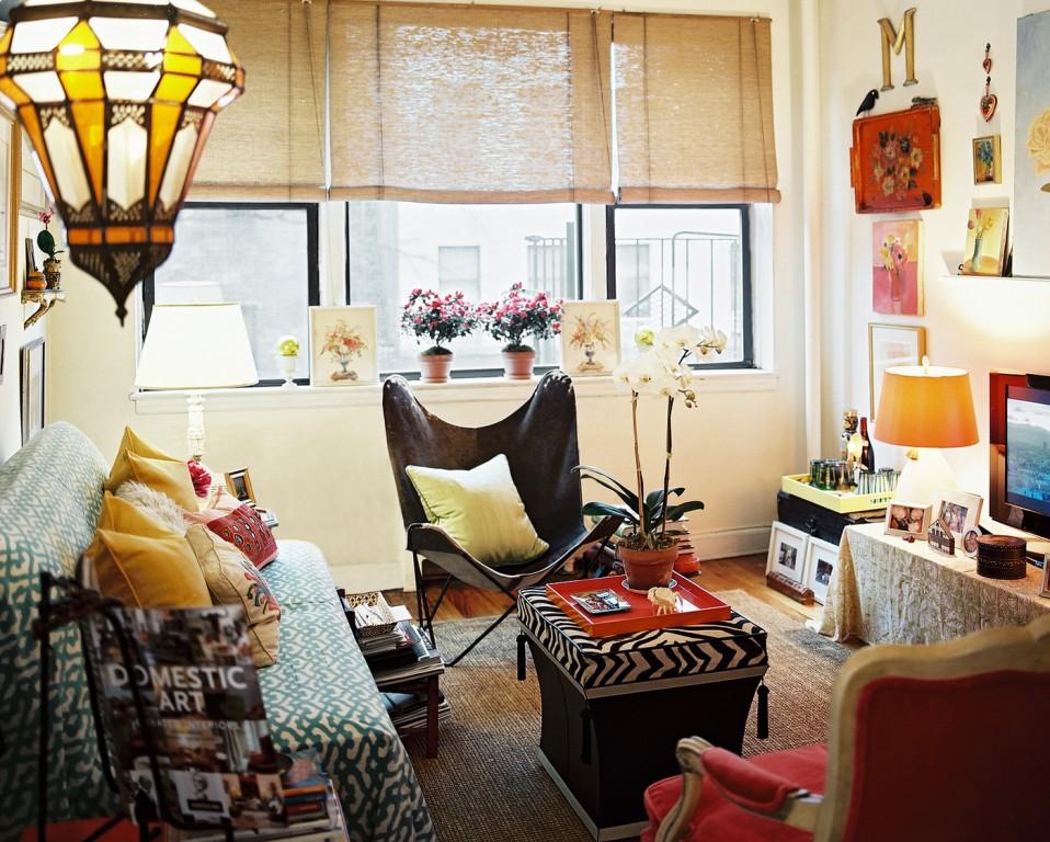 Good Bohemian Living Room