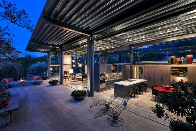 Industrial Outdoor Design Photos