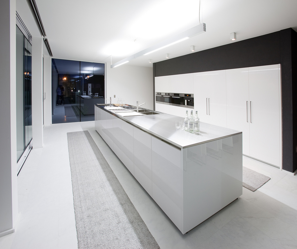 Cuisine Moderne: 25 Modern Small Kitchen Design Ideas