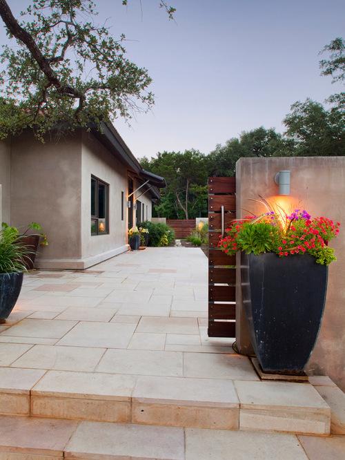 Luxury Industrial Outdoor Design Ideas