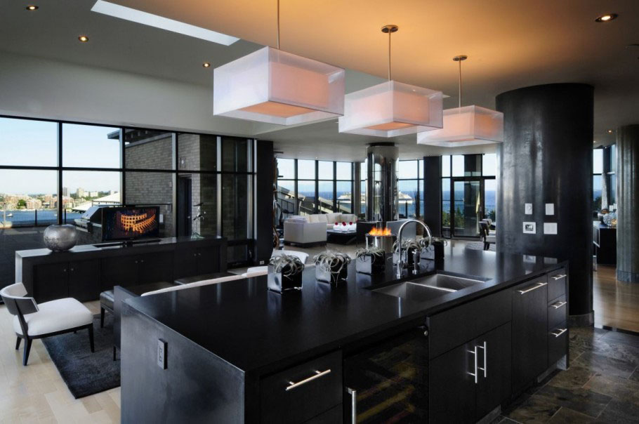 Luxury Penthouse Apartment In Victoria, BC