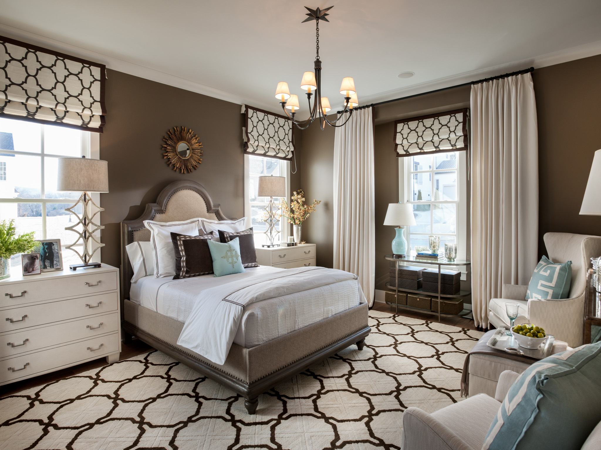 25 stunning master bedroom ideas