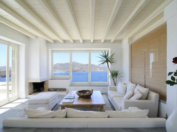 astonishing mediterranean living room colors | Brighten Up The Home With Mediterranean Living Room Ideas
