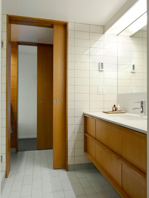 Mid Century Bathroom Home Design
