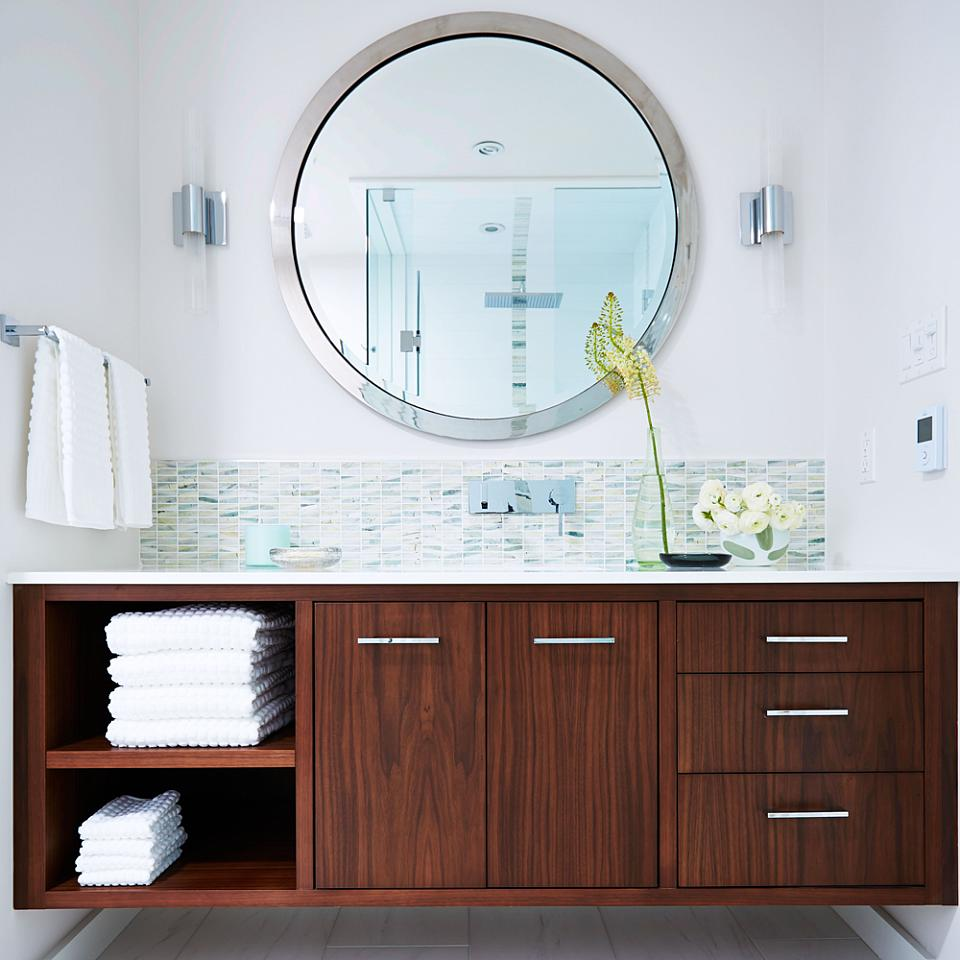 30 Beautiful Midcentury Bathroom Design Ideas
