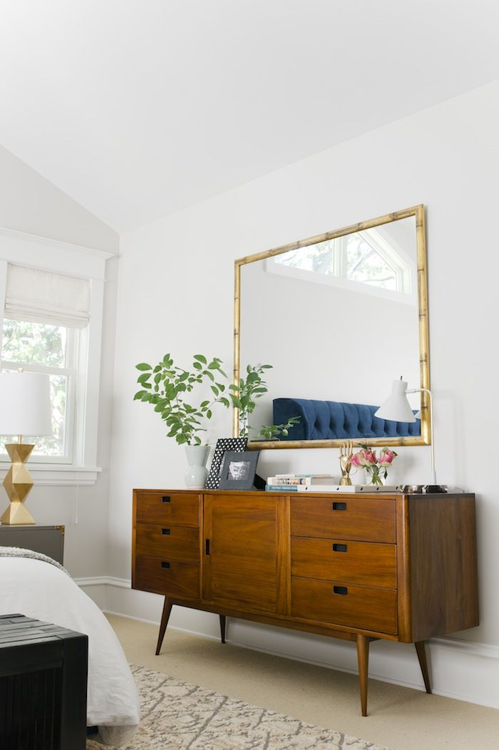 Mid-Century Modern Ranch midcentury-bedroom