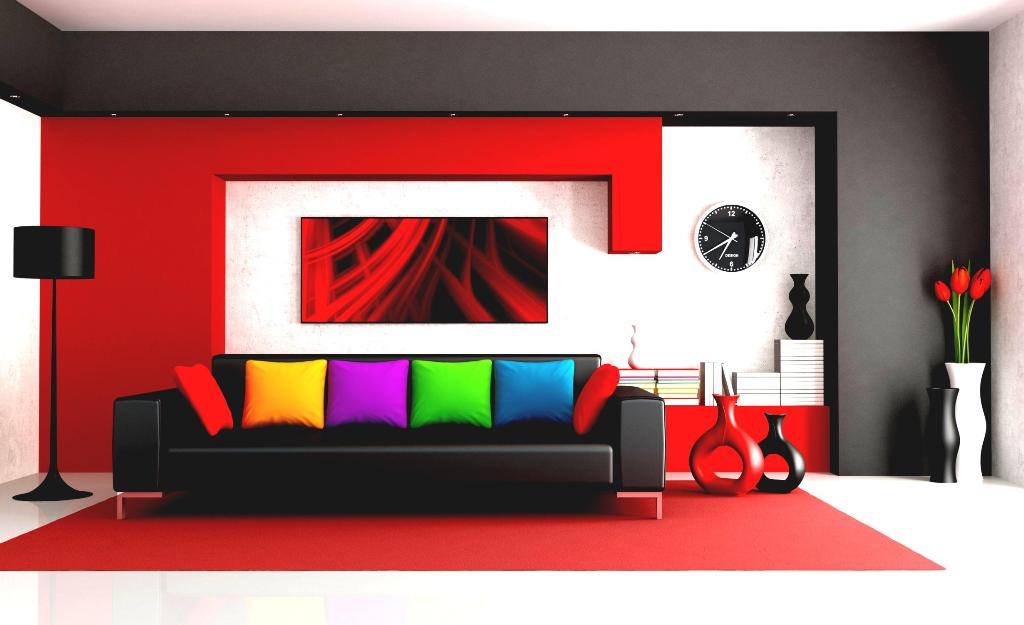 Modern House Interior Design Ideas With Cool Furniture