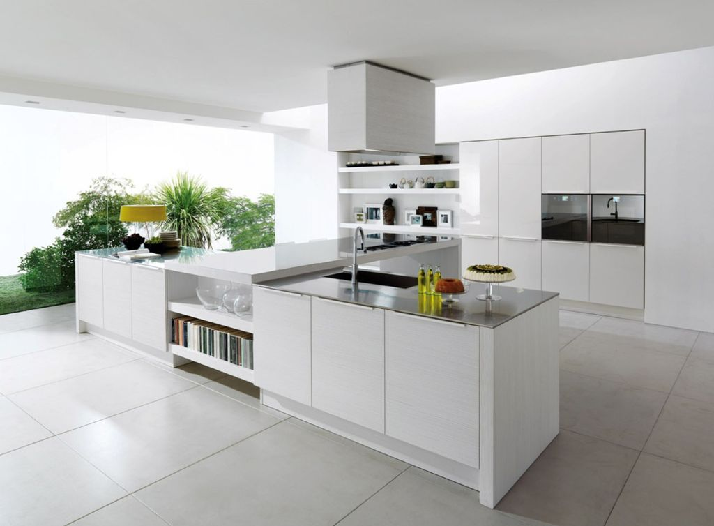 contemporary kitchens with white cabinets 31 top modern kitchen 2016 13836