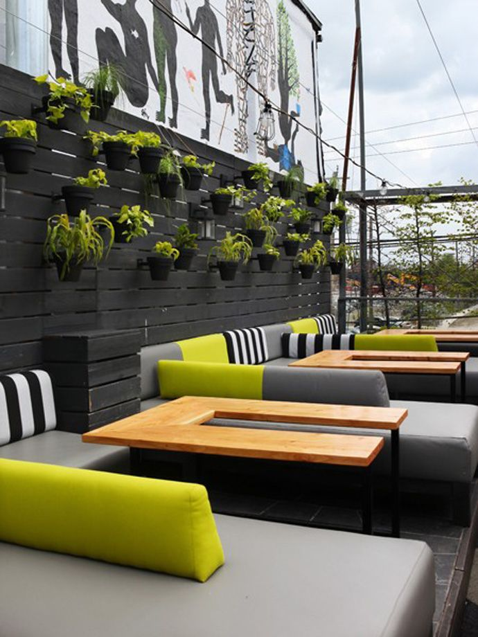 29 Stunning Industrial Outdoor Design Ideas