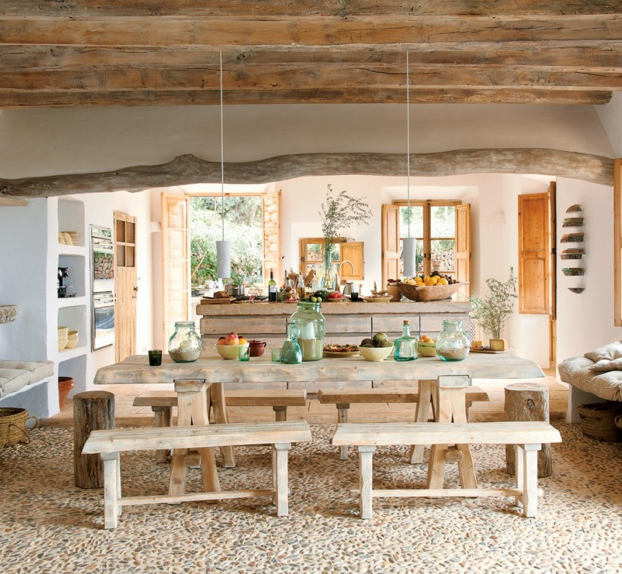 Rustic Dining Room Ideas: 30 Amazing Rustic Dining Room Design Ideas