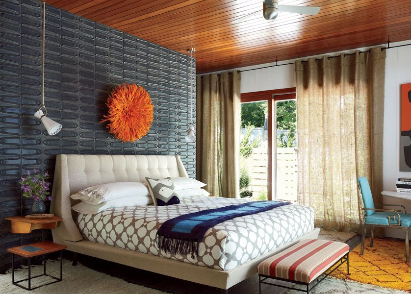The Midcentury Modern Bedroom