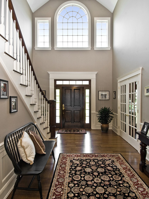 Traditional Foyer : Traditional entry design ideas for your home